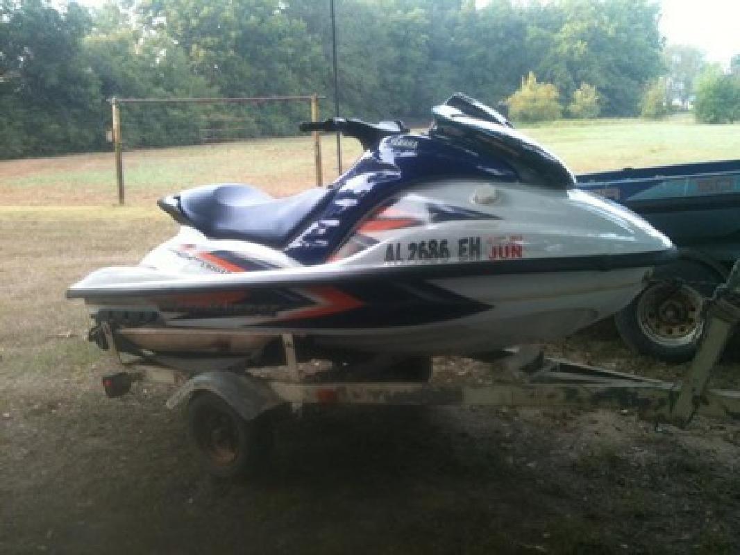 $4,200 OBO 2003 Yamaha Wave Runner