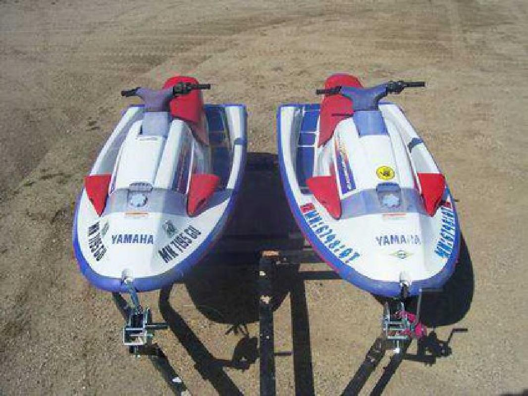Yamaha Waveraider Horsepower