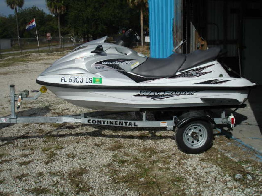 2001 10 39 yamaha waverunner 1200 xlt for sale in clermont