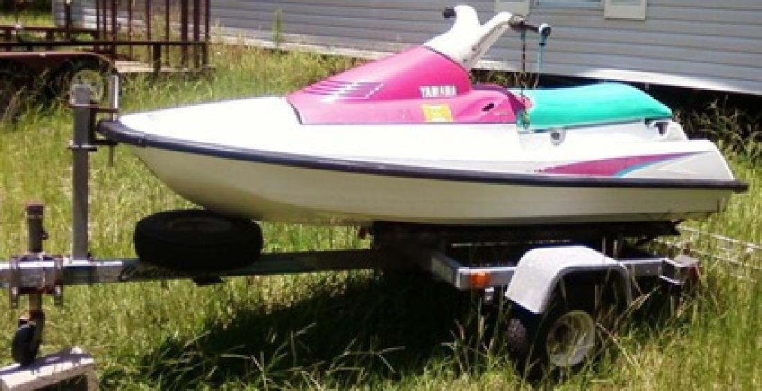 $700 OBO 1991 Yamaha Waverunner Jet Ski