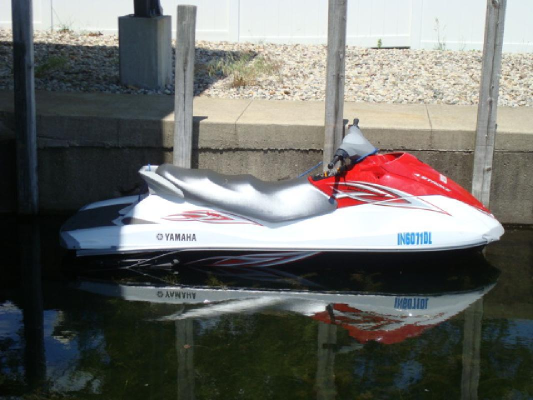 2008 11' Yamaha WaveRunner® VX Sport