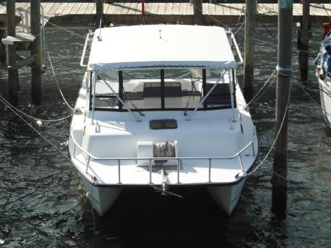 2003 Twin Vee 32 Weekender Bradenton Beach FL