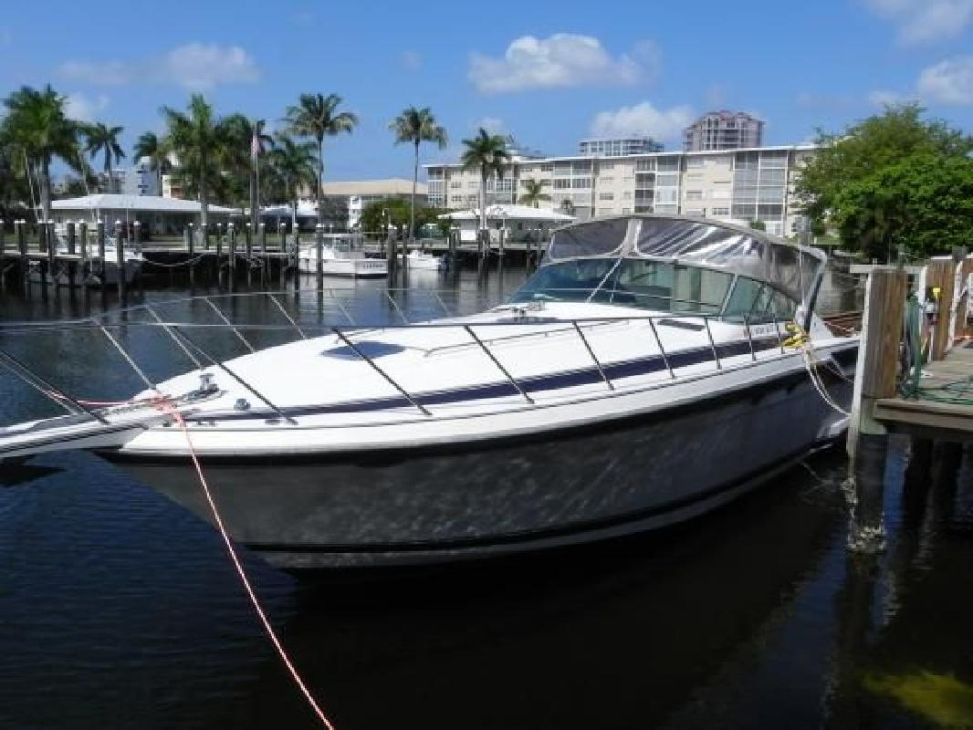1987 43' Wellcraft Portofino in Fort Lauderdale, Florida