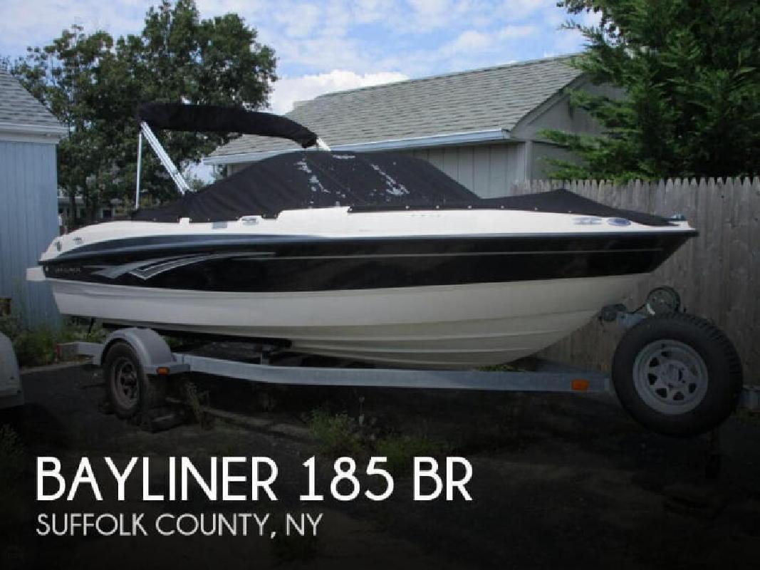 2009 Bayliner 185 BR West Islip NY