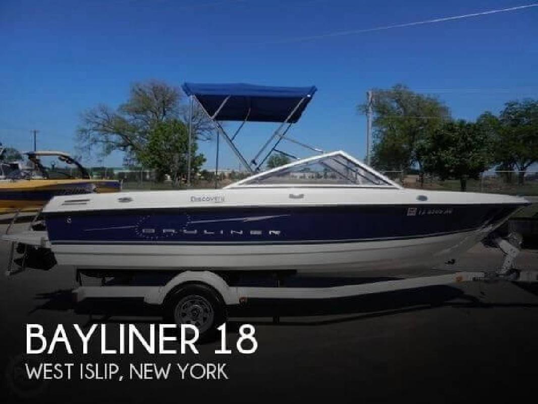 2010 Bayliner 195 Discovery West Islip NY