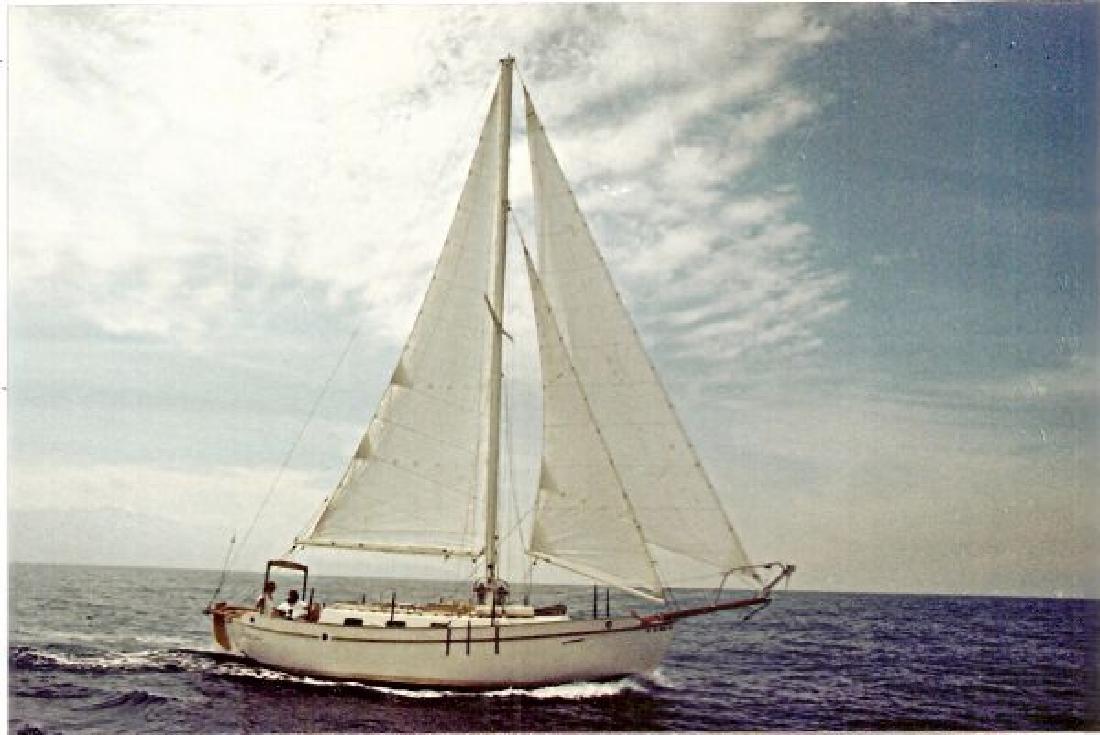1978 32' Westsail Cutter