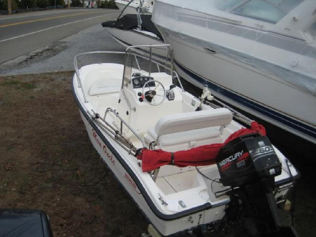 1999 14 39 boston whaler 140 dauntless for sale in hampton. Black Bedroom Furniture Sets. Home Design Ideas