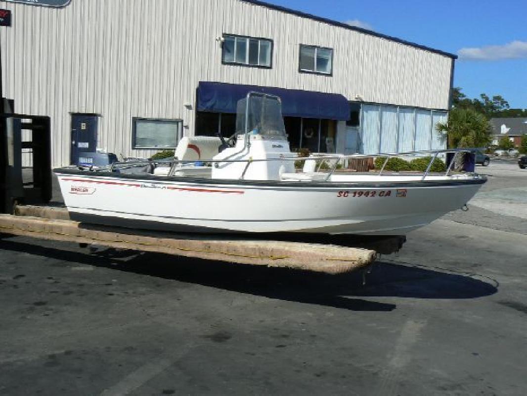 1998 15 Boston Whaler 15 Dauntless For Sale In Little