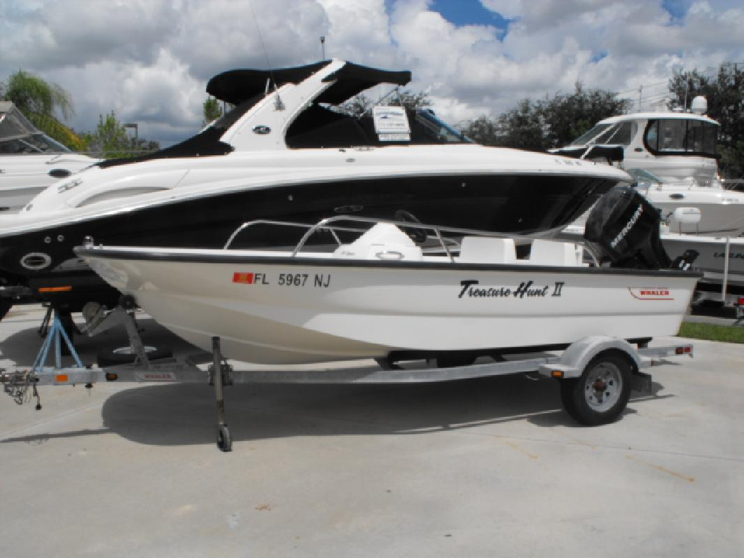 2007 15' Boston Whaler 15 SPORT in Stuart, Florida