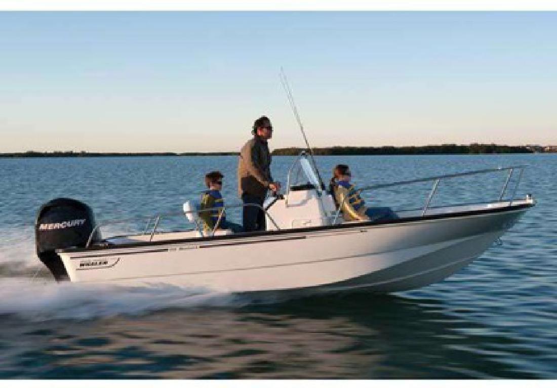 $31,588 2011 Boston Whaler 170