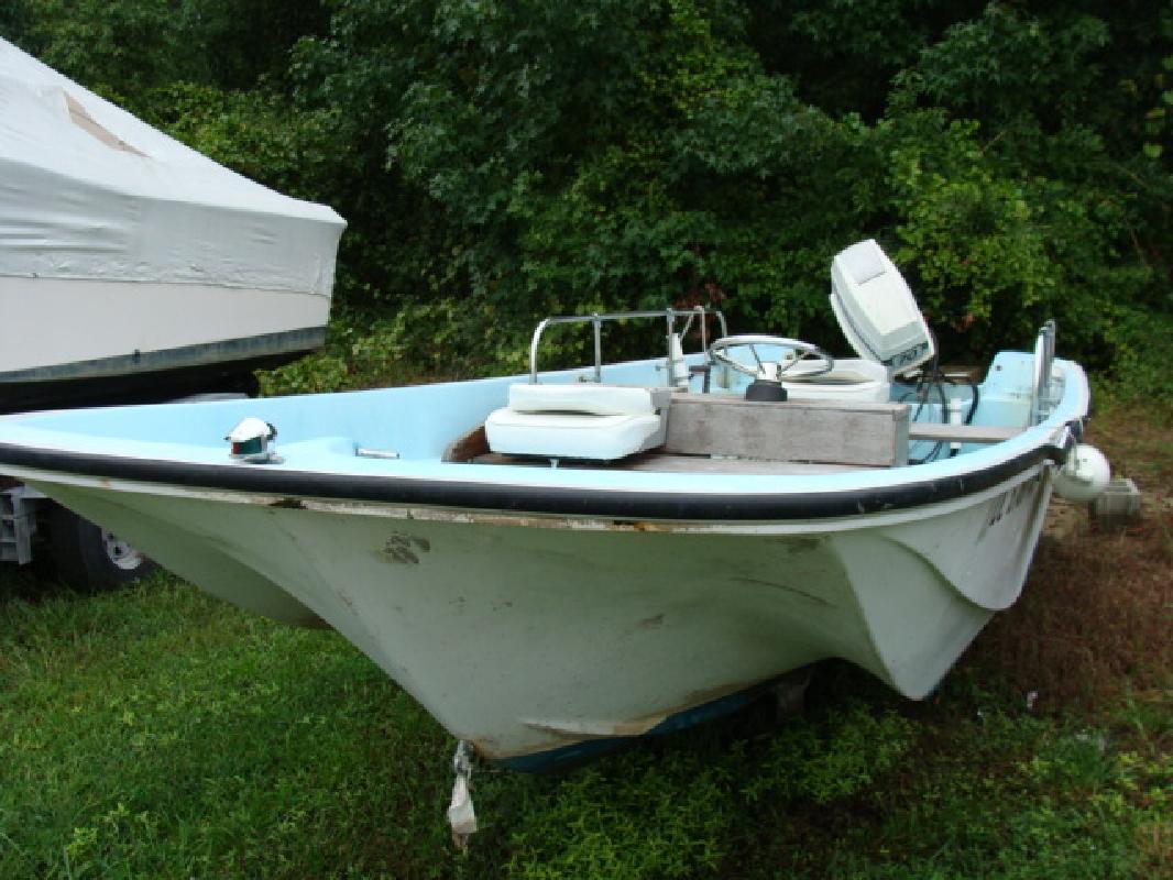 1965 17' Boston Whaler 17 MONTAUK for sale in Ocean City ...