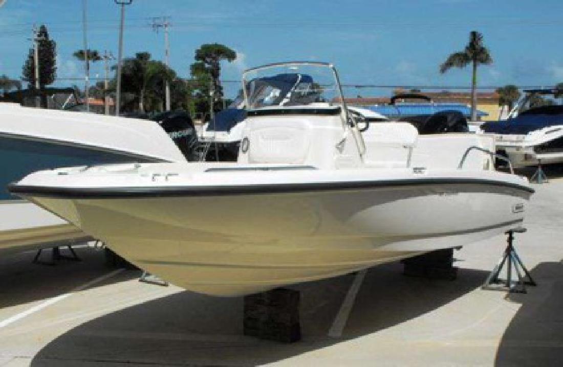 $53,826 2011 Boston Whaler 180