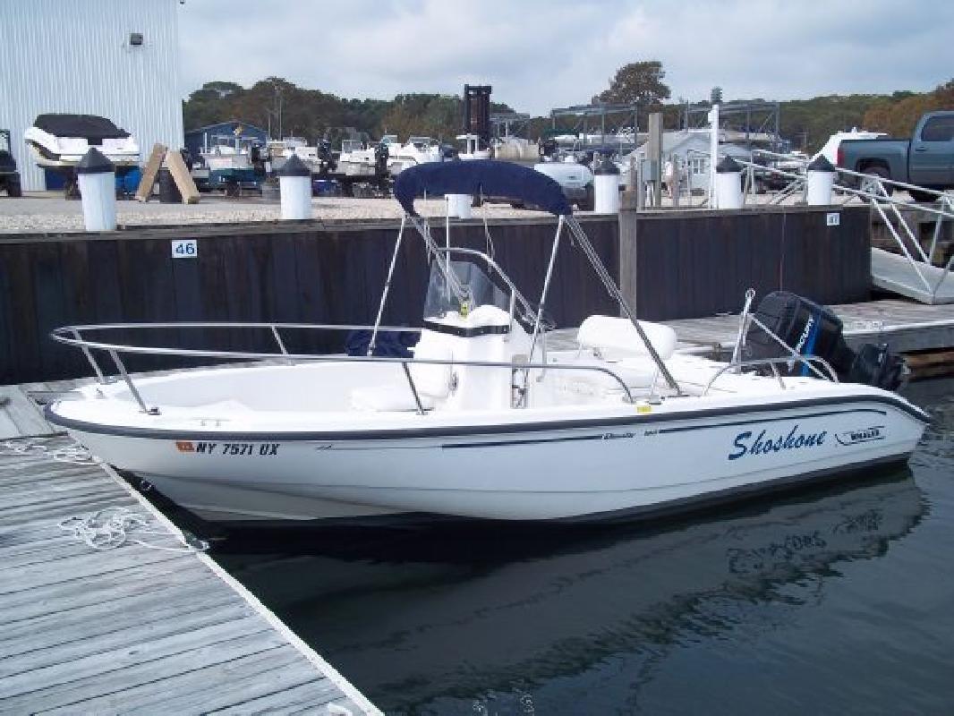 2002 18' Boston Whaler 180 Dauntless