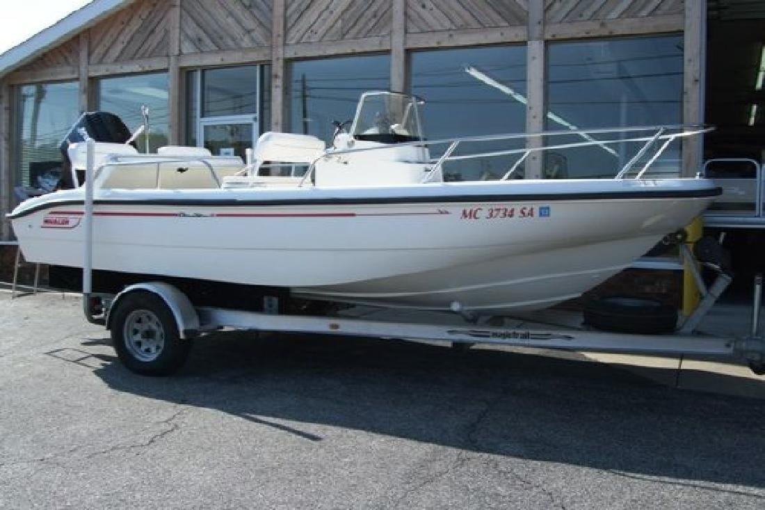 2000 18' Boston Whaler 18' Dauntless for sale in Muskegon
