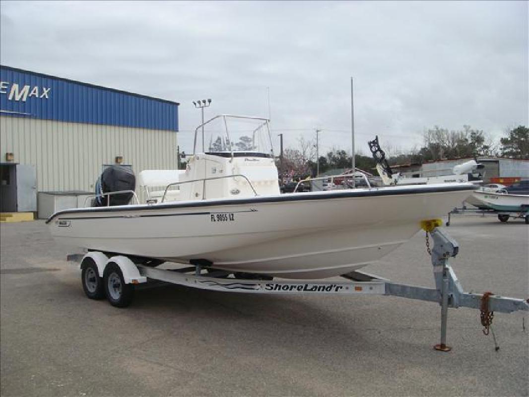 2003 22' Boston Whaler 22 DAUNTLESS in Pensacola, Florida