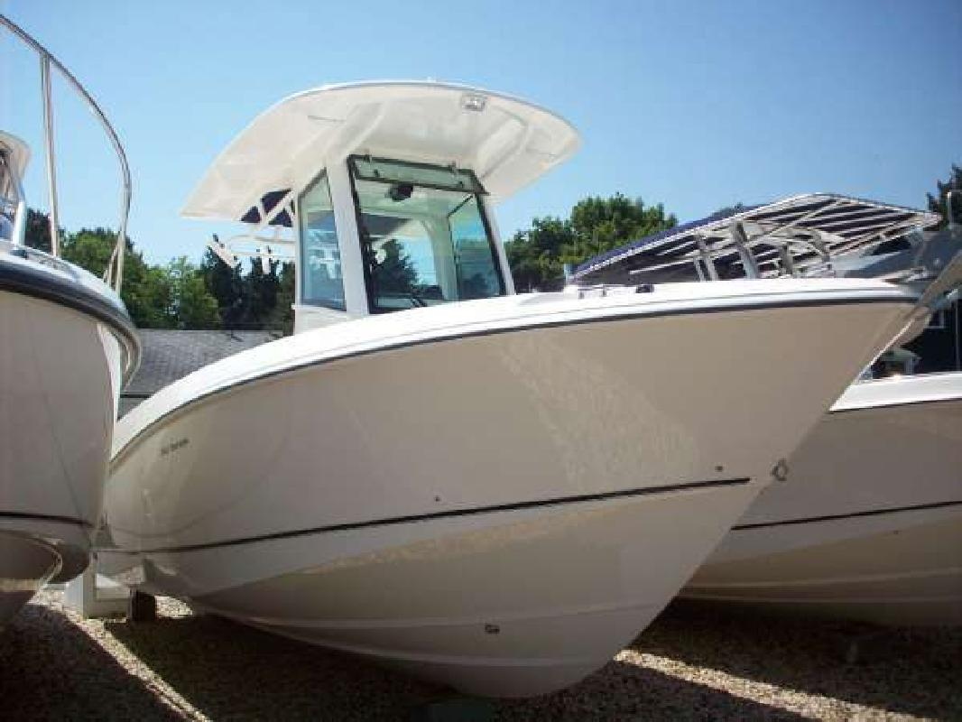 2010 25' Boston Whaler 250 Outrage