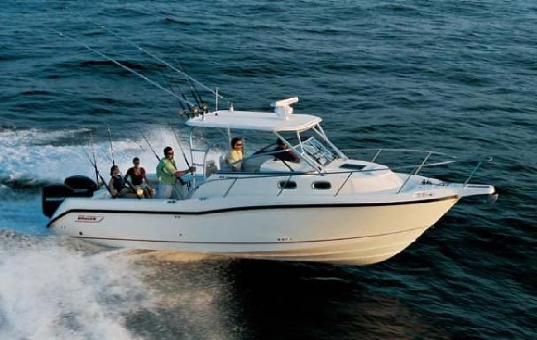 2007 30' Boston Whaler 305 Conquest