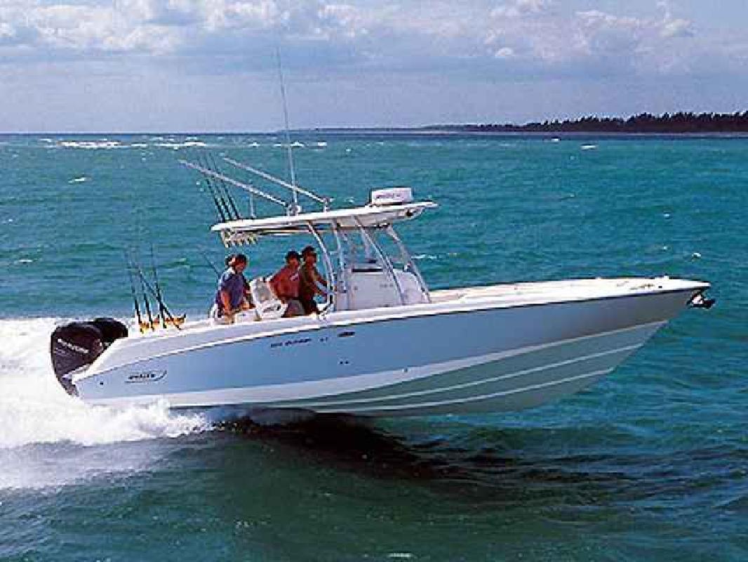 2005 32' Boston Whaler 32 OUTRAGE