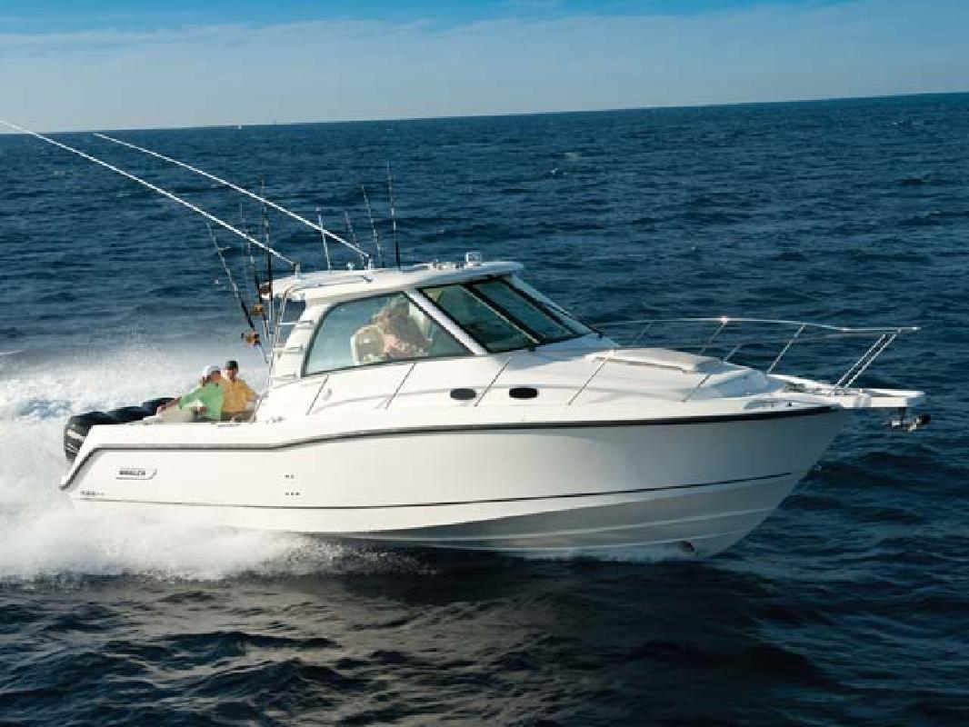 2012 35' Boston Whaler Conquest 345