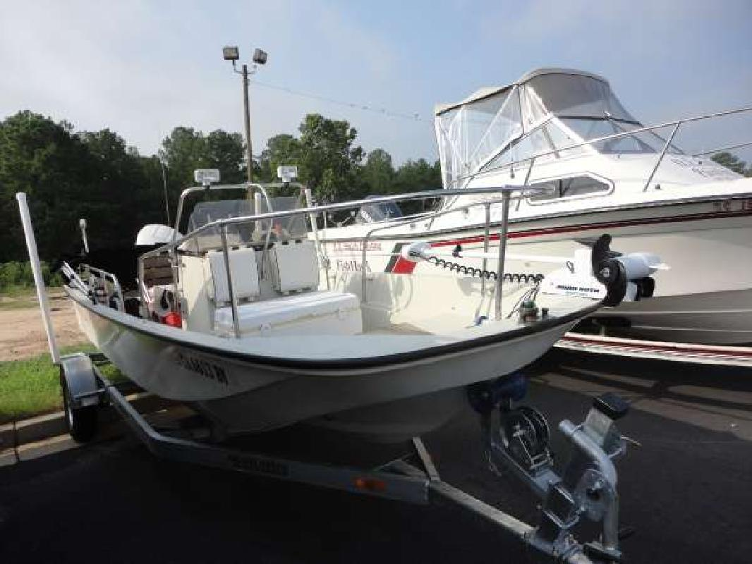 1987 17' Boston Whaler Montauk 17