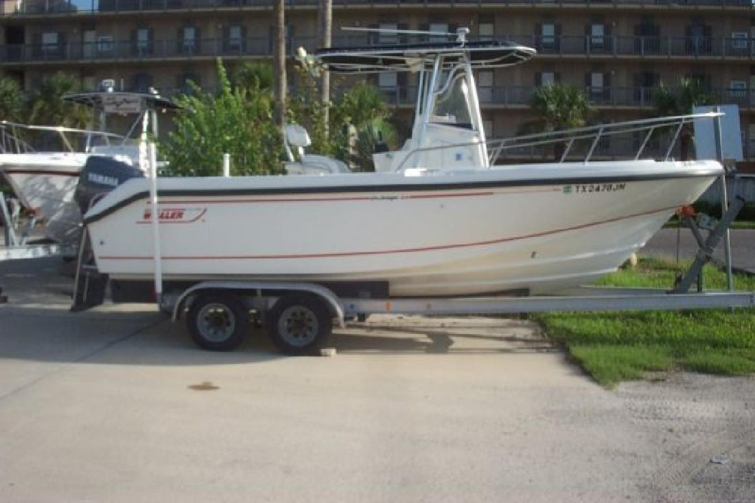 2001 23' Boston Whaler Outrage for sale in Port Aransas, Texas | All