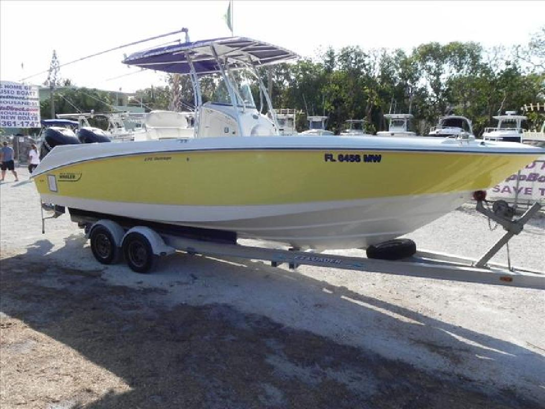 2005 27' Boston Whaler Outrage 270 in Key Largo, Florida