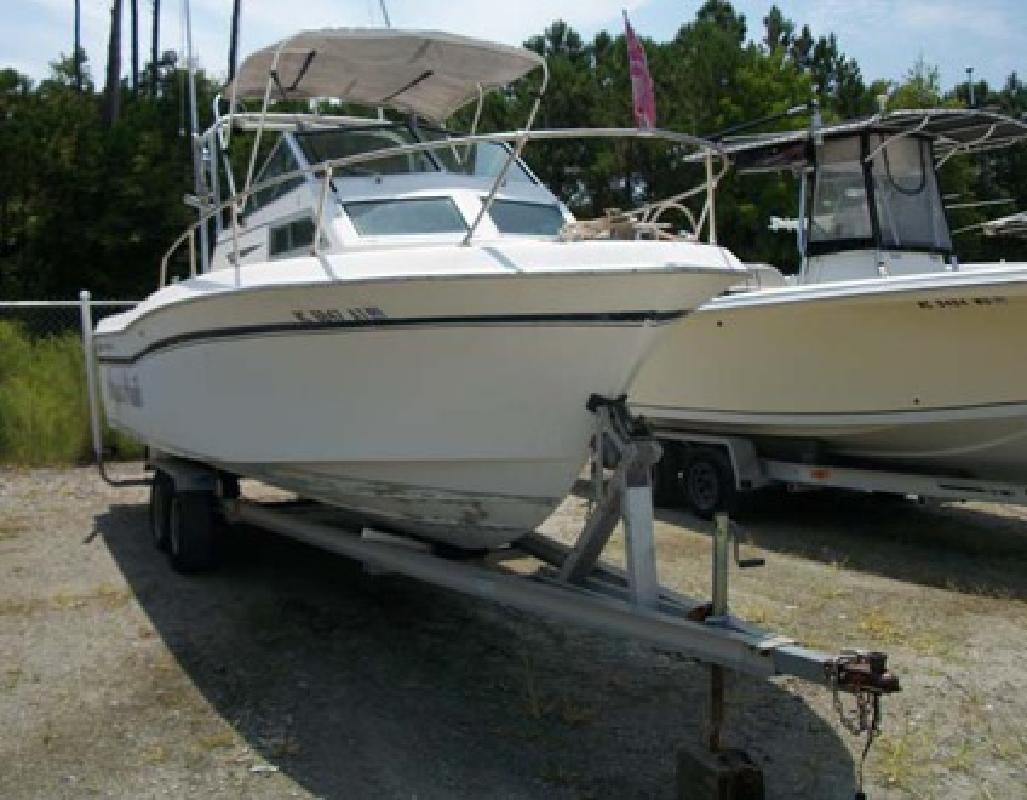 Offshore new and used boats for sale in north carolina for Used fishing boats for sale in eastern nc