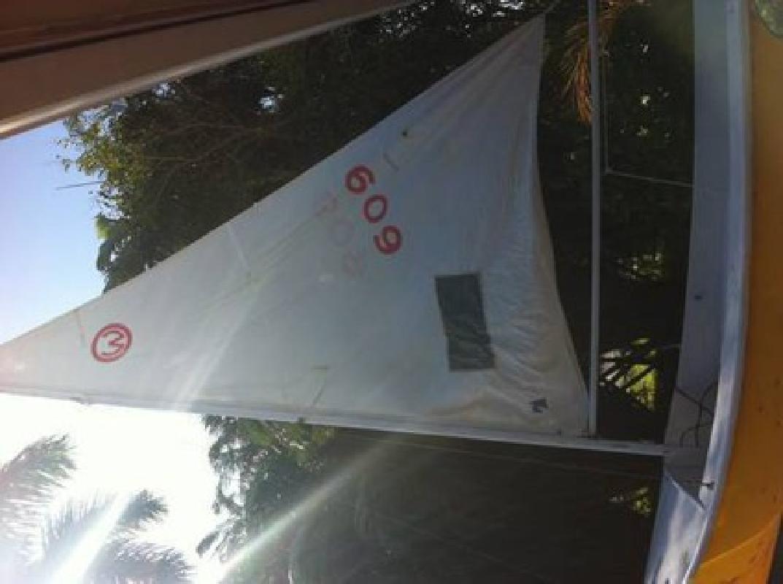 $900 1973 O'Day Widgeon Sailboat