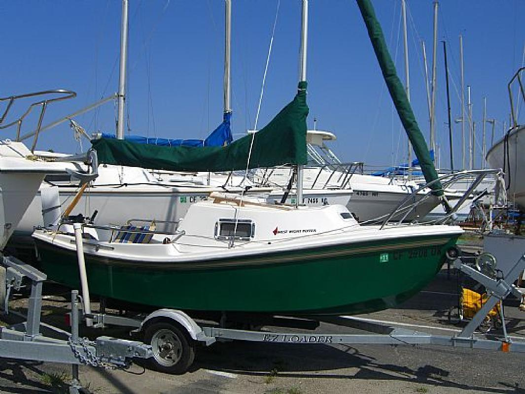 2007 15 West Wight Potter P15 For Sale In Port Hueneme