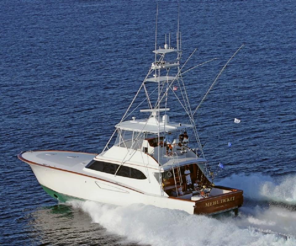 2005 67' Mark Willis Custom Sportfish