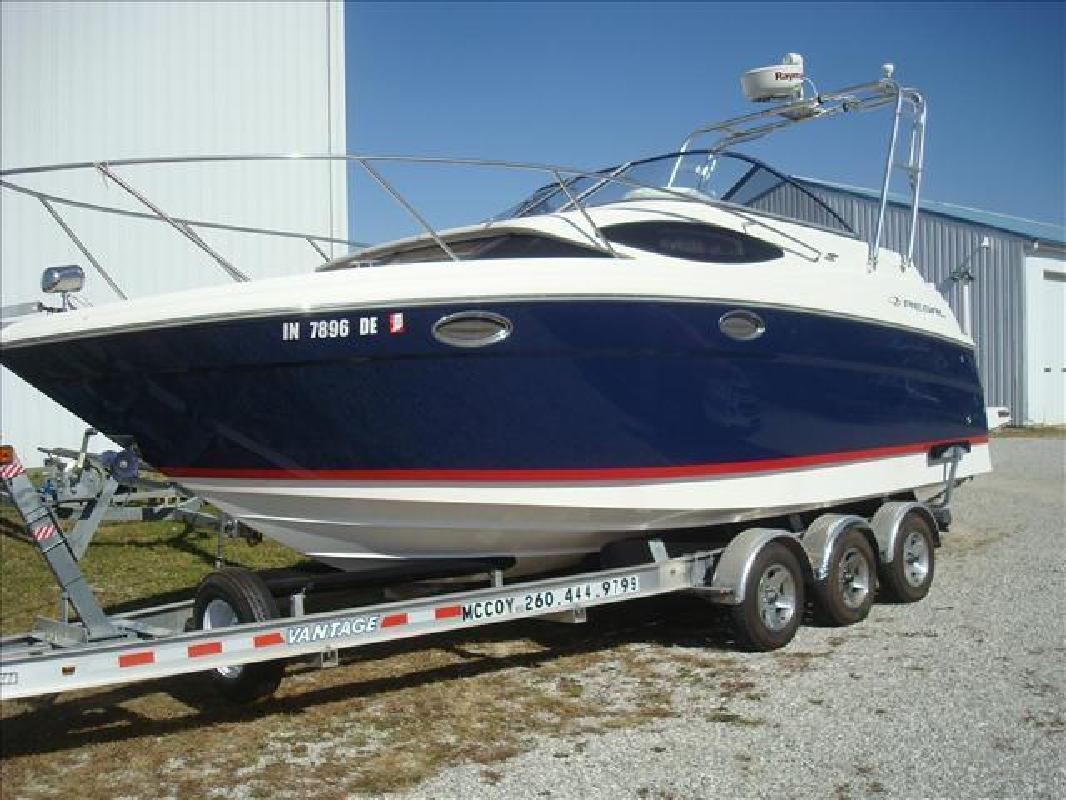2008 Regal Boats 2565 Window Express Syracuse IN