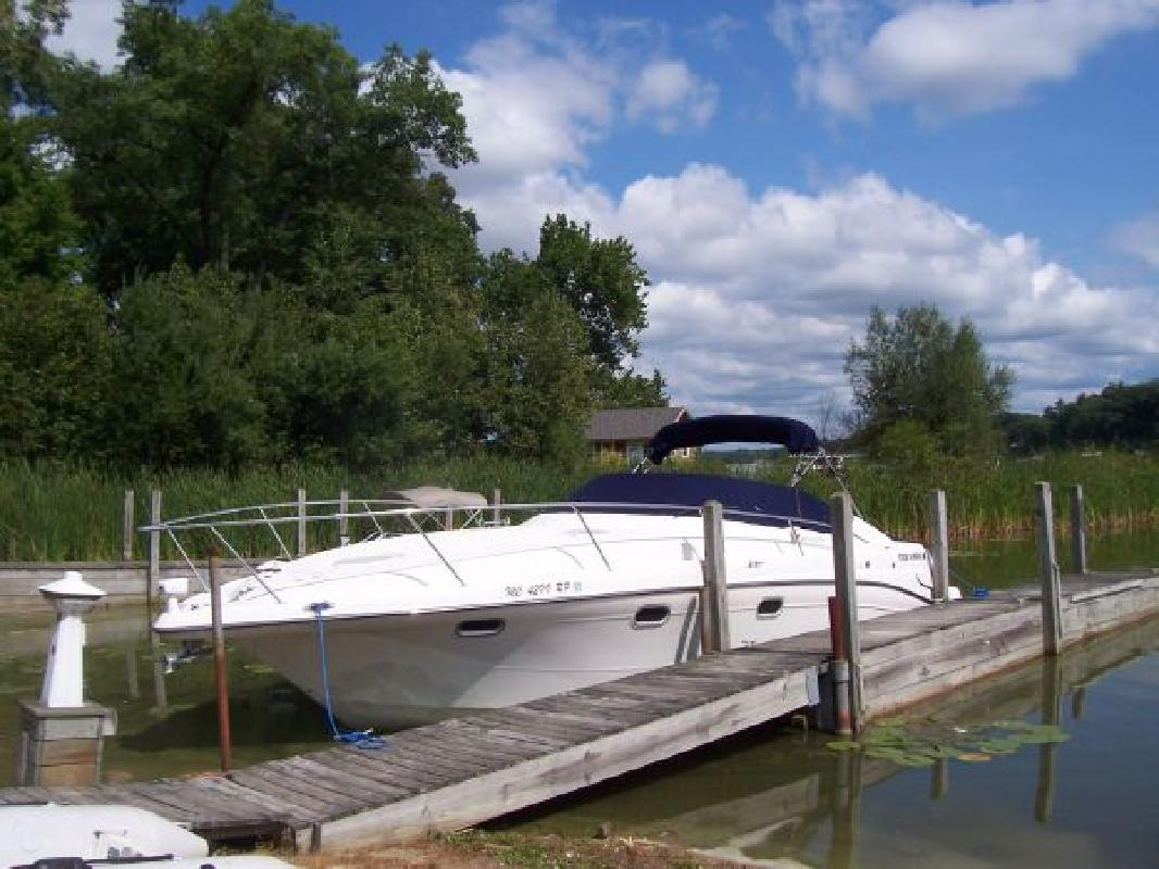 1999 32' Four Winns 328 Vista for sale in Muskegon, Michigan | All Boat ...