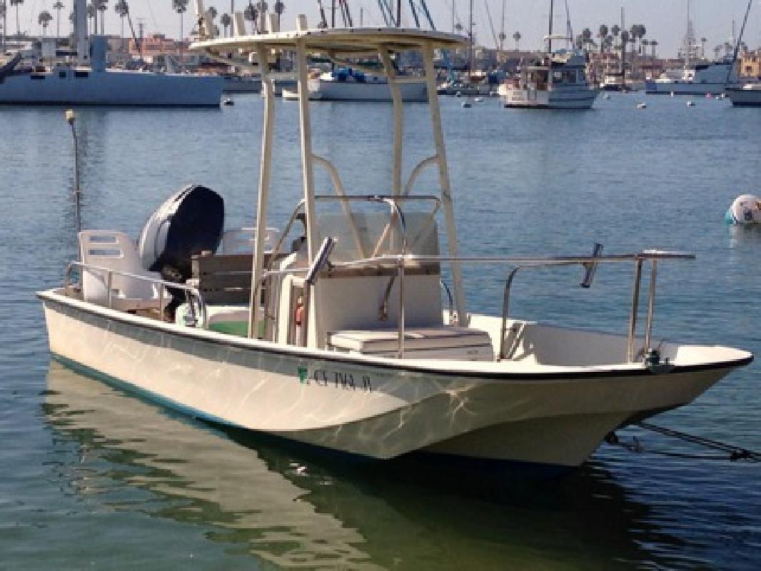 $12,500 OBO 1988 Boston Whaler 17' Montauk with 90 hp Yamaha 4-Stroke Engine