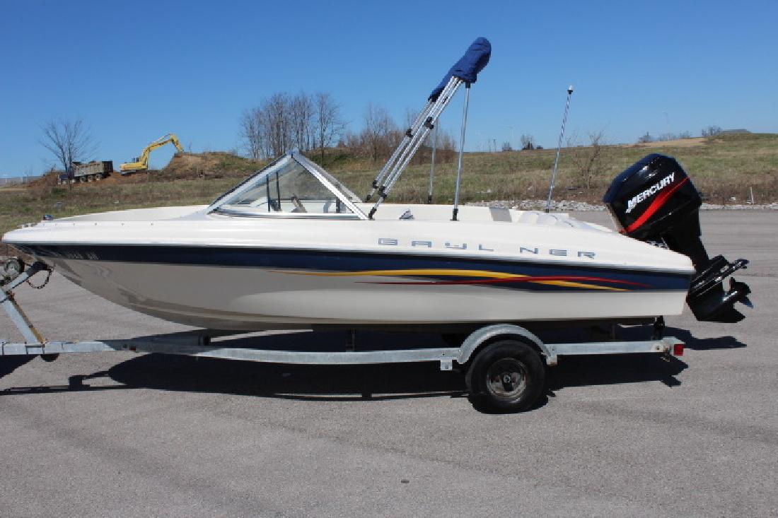 2001 - Bayliner Boats - 160 Capri with Mercury 90hp in Richmond, KY
