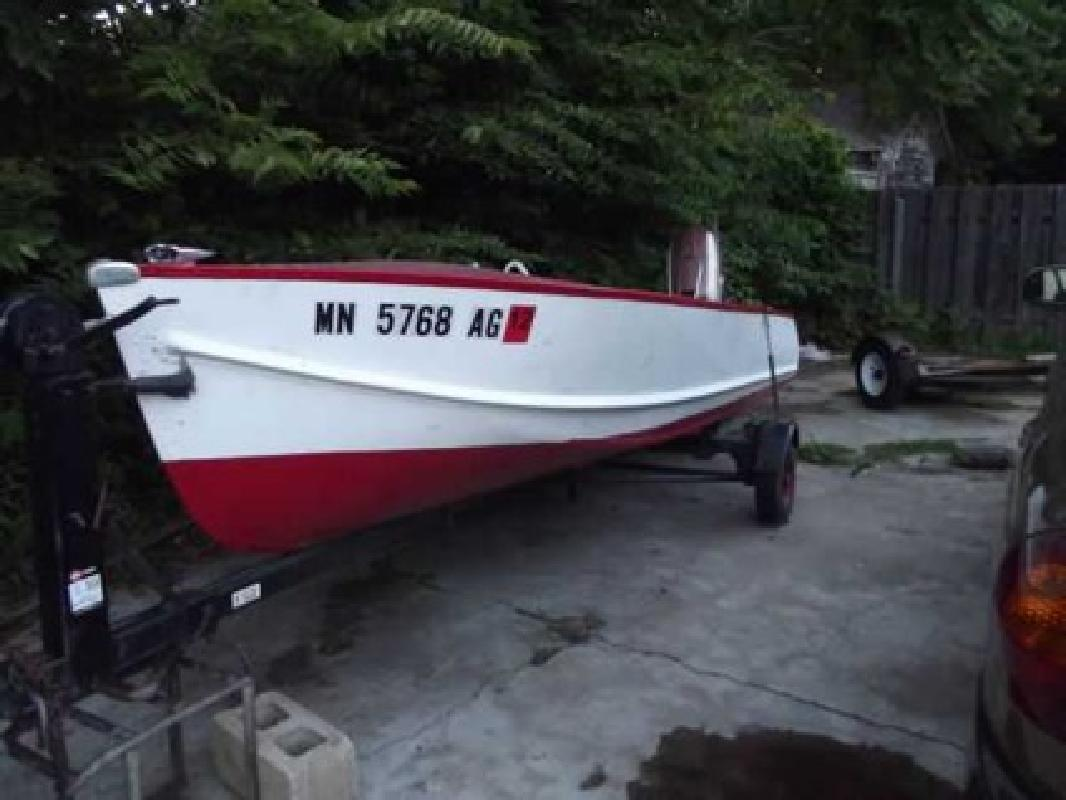 750 15 39 fishing boat with steering for sale in des moines for Fishing boats for sale in iowa
