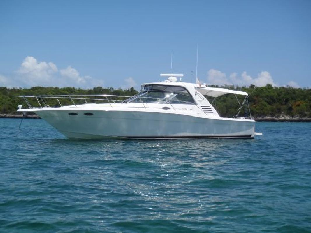 1999 Sea Ray 370 EC Wlow hrs Hardtop Stuart FL