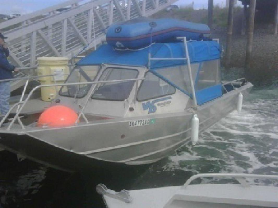 $47,000 OBO 1996 Wooldridge Alaskan