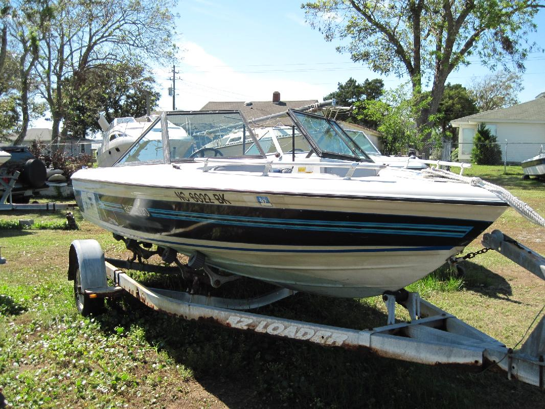 1987 17 u0026 39  dixie boat works 170 bandit for sale in morehead