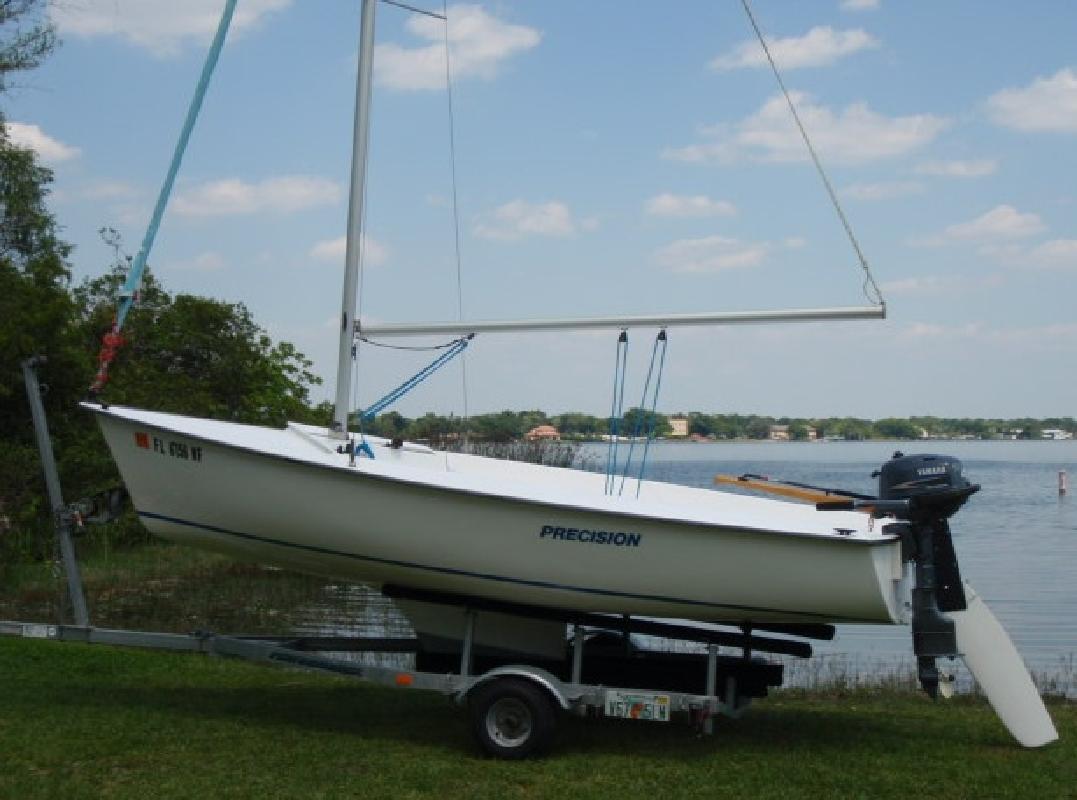 2006 15' Precision Boat Works, Inc. 15K