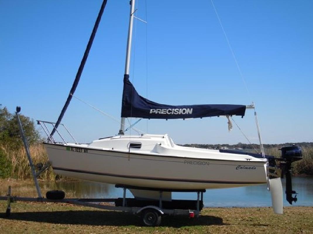 2009 16' Precision Boat Works, Inc. 165