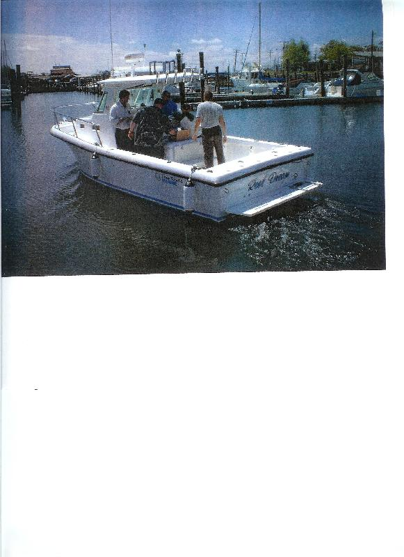 2004 24' True World Marine T242