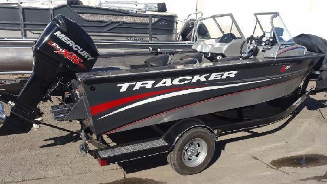 2014 Tracker Targa V-18 WT Anaheim CA