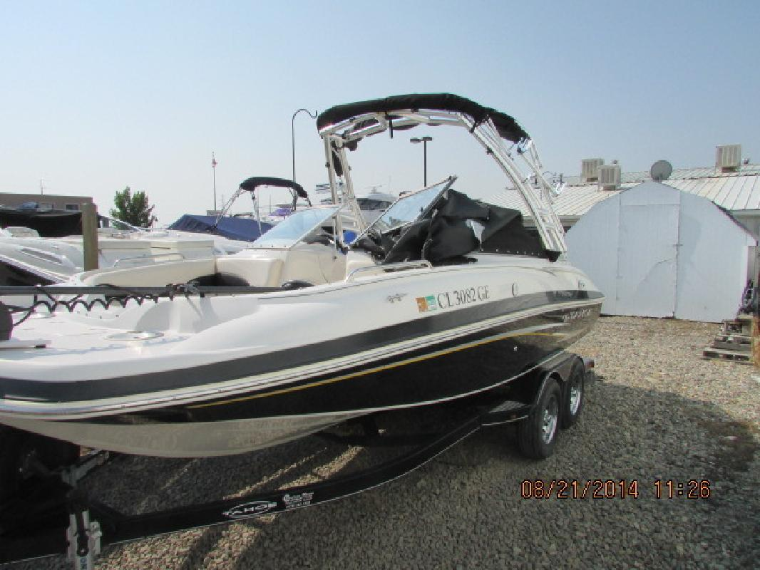 2011 Tahoe Pontoons 216 WT Grand Junction CO