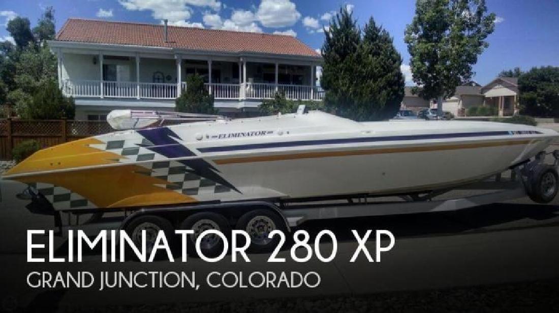 1997 Eliminator Boats 280 XP Grand Junction CO