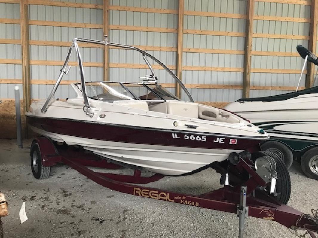 1999 Regal Boats 1700 XR2 Antioch IL