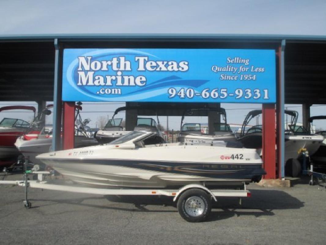 2001 Regal 1700 XR2 Gainesville TX