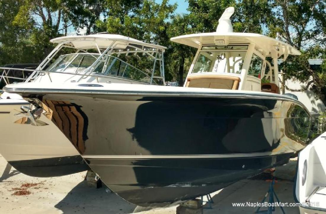 2011 Center Console 345 XSF Naples FL