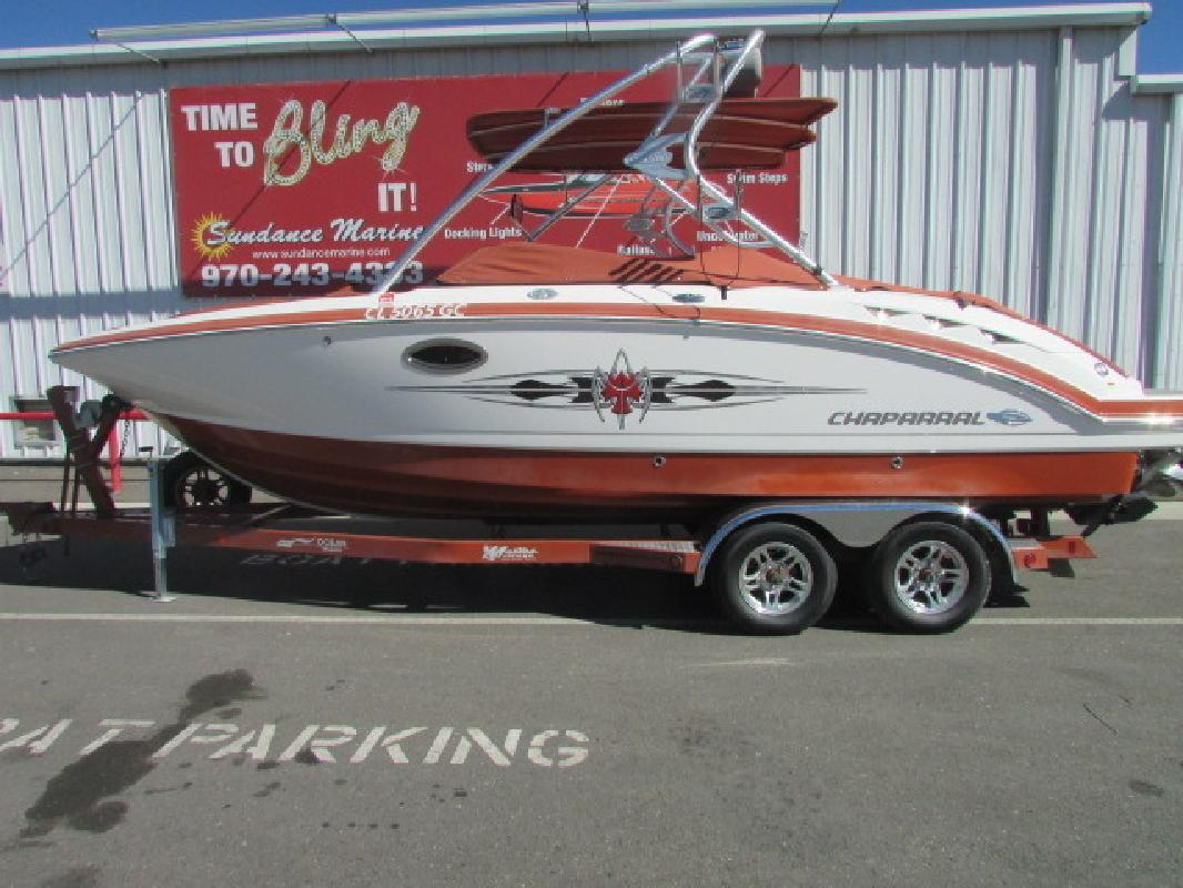 2008 Chaparral Boats 244 xtreme Grand Junction CO