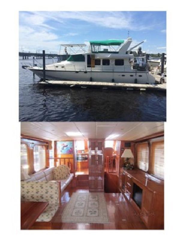 $194,650 2000 Hampton Yacht