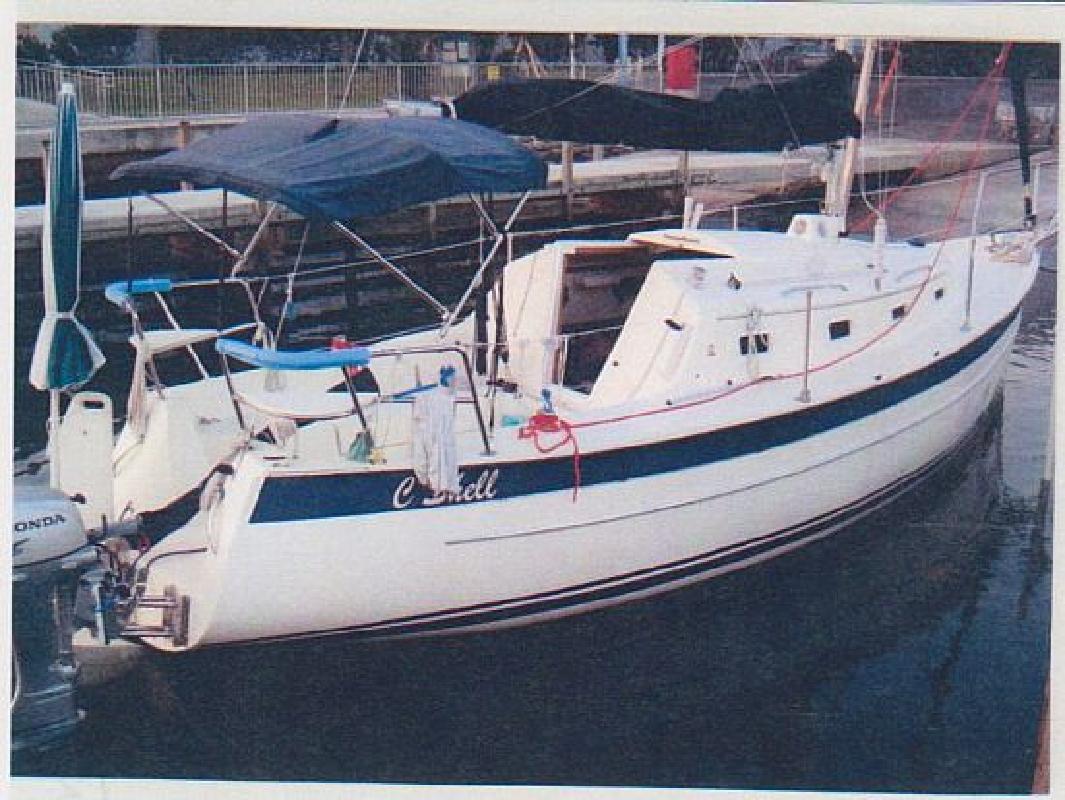2006 26' Seaward Yacht 26RK